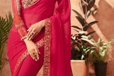 Buy Saree for Indian Wedding Online at Best Price - SKAVIJ